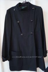 Пальто Benetton, б&92у, размер 48 ит. 50й наш