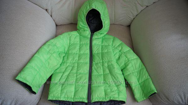 Куртка Benetton, размер 5-6 лет, XS- 110 cм, демисезонная