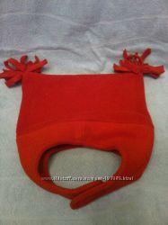 Шапка зимняя GAP для девочки с застежкой на липучке