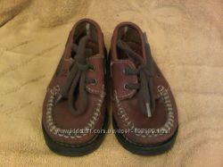 Туфли NEXT из натуральной кожи для мальчика