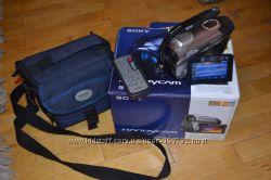 Цифровая видеокамера Sony Handycam DCR - DVD308E