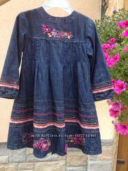 Сукня Kenzokids джинс 3 роки
