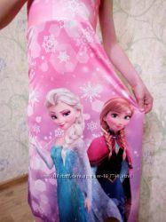 Шикарный сарафан  Frozen Дисней 125-150см