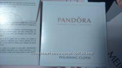 Pandora - фирменные Салфетки для ухода за шармами. В наличии. Оригинал