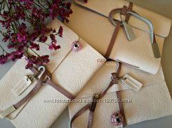 Блокнот Пандора. Обложка - кожа, брендовая упаковка, оригинал. Цена снижена