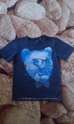 Debenhams Стильная футболка, размер 5-6 лет