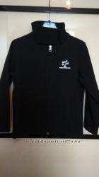 Фирменная куртка  софтшелл  Tom Tailor в идеале