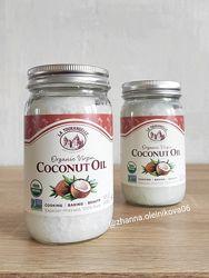 La Tourangelle, Нерафинированное  кокосовое масло.414 мл