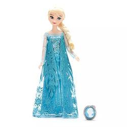 Кукла Эльза с кулоном, Холодное сердце, Frozen, Дисней, Disney, Прин