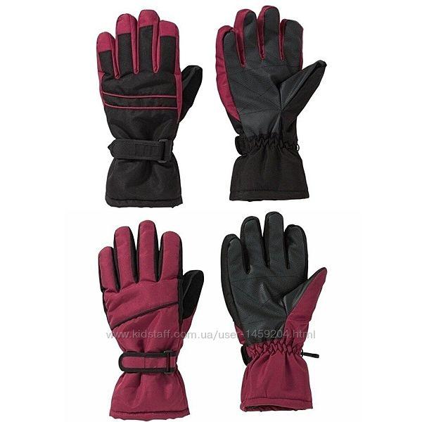 Зимние лыжные перчатки краги Thinsulate, Crivit Германия