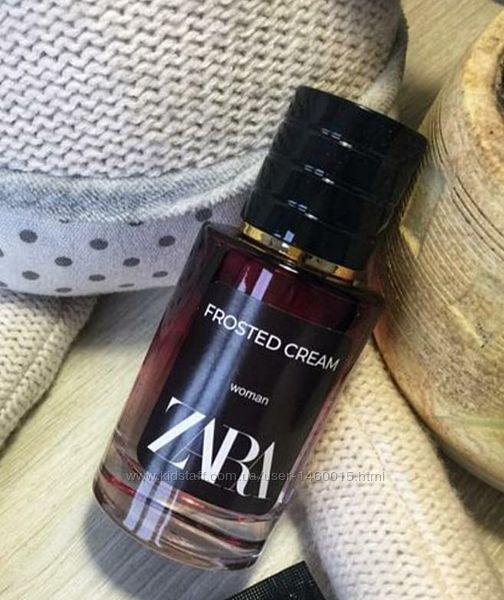 Zara frosted cream, парфуми парфюмерия духи, тестер