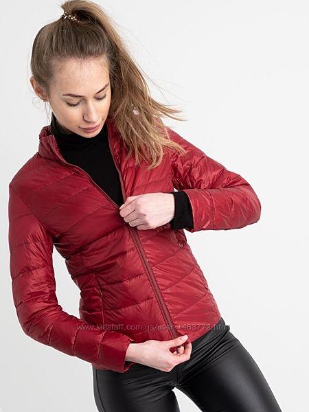 Куртка женская ветровка на синтепоне 74