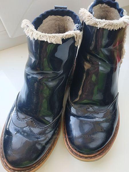 Ботинки Zara 30 p.