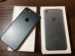 Apple iPhone 7 128GB Black/ NeverLock