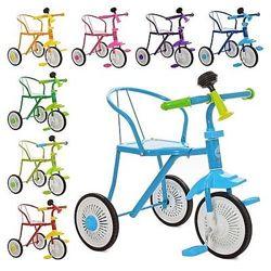 Детский трехколесный велосипед гвоздик, гномик - разные цвета