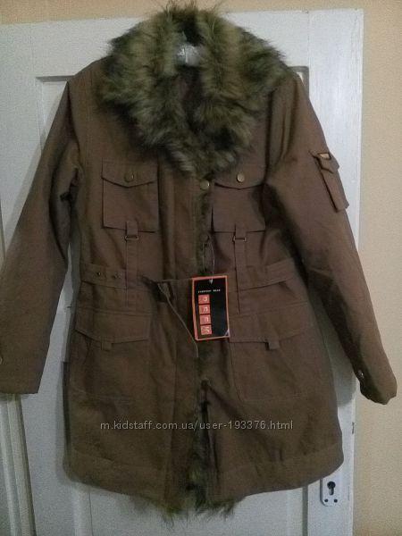 Куртка удлинення теплая