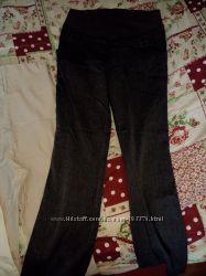 Офисные брюки для беременной плюс подарки