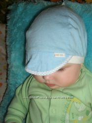 Літня панамочка на хлопчика до 6 місяців.