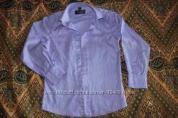 Рубашки в школу на 7-9р Фіолетова