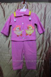 Одяг на дівчинку до 1 року