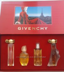 Раритетный Набор Givenchy можно раздельно
