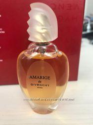 Редкость  Givenchy Amarige edt туалетная вода винтаж раритет