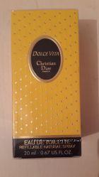 Винтаж 1996 год выпуска Christian Dior Dolce Vita нов. в слюде