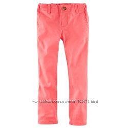 летние оригинальные брюки на 6 лет, Carters