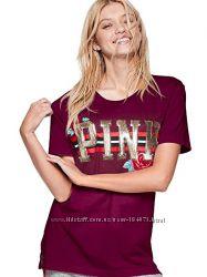 Оригинальная футболка с оф. сайта Victoria&acutes Secret