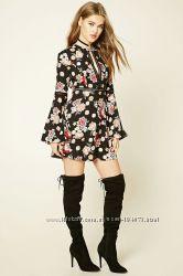 стильное платье, размер С, FOREVER 21