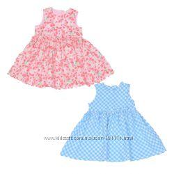 Платье летнее H&M. Рост 68, 74, 80