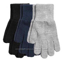 Перчатки H&M 3 пары