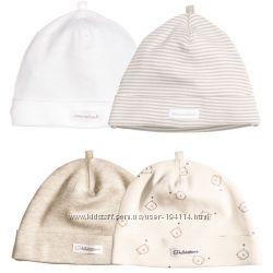 Набор шапочек H&M 2 шт