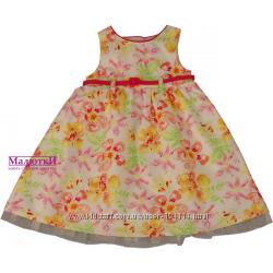 Платье нарядное Primark. 86р