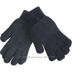 Перчатки H&M 2 пары. Бр