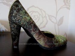 Итальянские Туфли DIBRERA р 36 удобная колодка