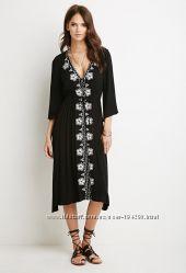 Женственное платье в восточном стиле, S-M