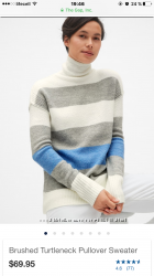 Фирменный свитерок, 48-50. GAP