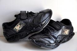 Clarks р. 10G стелька 18, 5 см Туфли кроссовки натуральная кожа Вьетнам