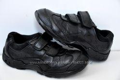 Clarks Jack Nano р. 9, 5F стелька 18 см Туфли кроссовки натуральная кожа Вь