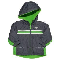 Стильная, новая куртка  OSHKOSH. 2 в 1.