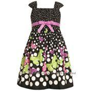 Оригинальное платье. США.