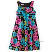Новое, красочное платье. В ассортименте. США.