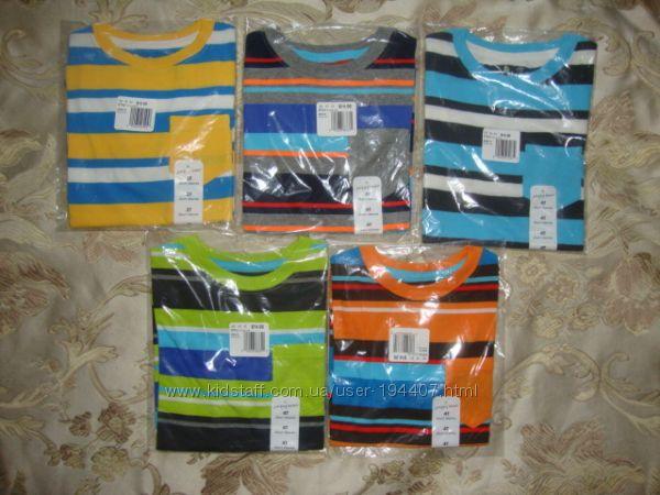 Яркие футболки в ассортименте. США.