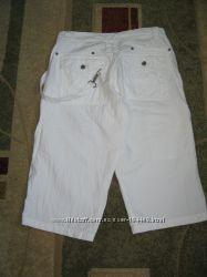 Белые бриджи 38 размера
