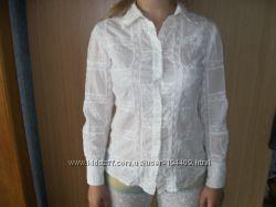 Красивая блуза решелье