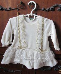 Нарядное платье для манюни