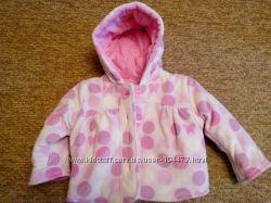 Демисезонная детская куртка для девочки F&F Англия
