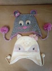 Accessorize шапка для девочки