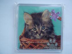 Красивые магниты на холодильник с котами и собаками